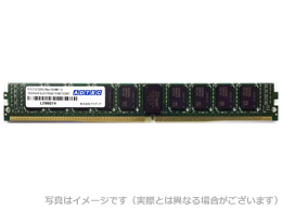 【サーバ・ワークステーション用】PC4-2400(DDR4-2400) 288pin ECC VLP UDIMM 8GB[ADS2400D-HEV8G]